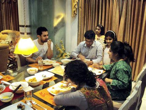 aamir khan home aamir khan at home sheclick com