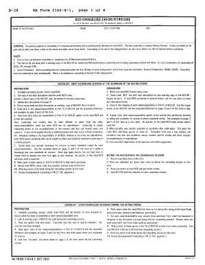 Ncoer Appeal Letter Exle Da 2166 8 Sle Images