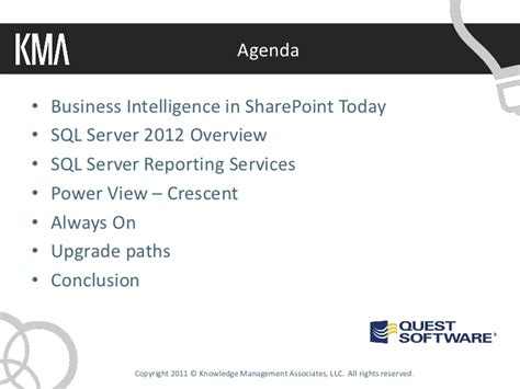 Snhu Mba Business Intelligence Sql by Sharepoint Conference Recap Bi