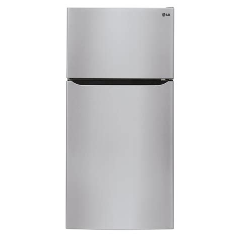 Freezer Lg 8 Rak ltcs24223s lg appliances 33 quot 23 8 cu ft top freezer