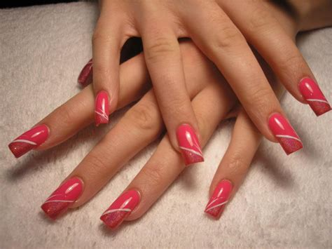 Easy Nail Styles simple easy nail design fashion style magazine