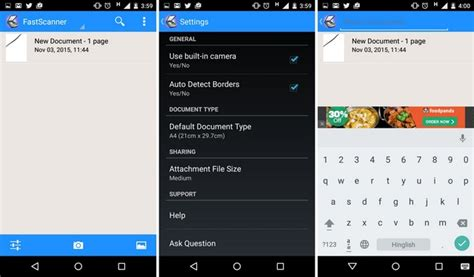 best fast app for android 10 best scanner apps for android