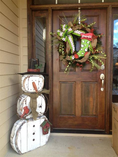 Decorations For Outside by 50 Fabulous Outdoor Decorations For A Winter