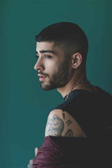 The Superfan S Guide To One Direction 100 Unofficial zayn malik anxiety is a struggle millions of time