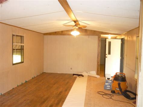 mobile home redo on