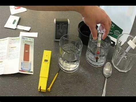 Alat Tes Ph ph tester alat pengukur keasaman tersedia untuk air dan