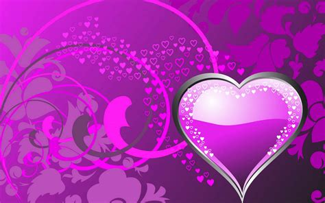 imagenes fondo de pantalla corazones fondo pantalla corazon 3d