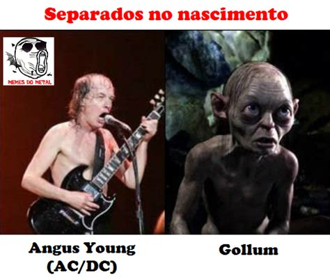 Acdc Meme - stupid ac dc angus young