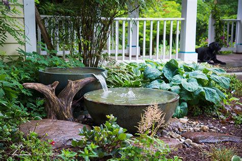 decorative water features aquascape construction