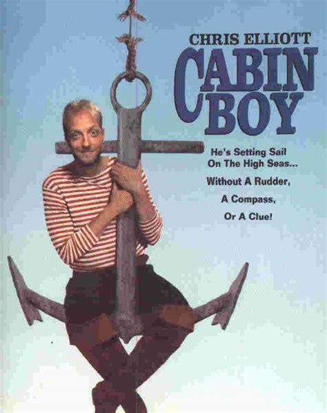Cabin Boy Tim Burton by Chris Elliot