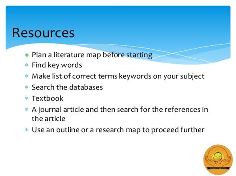 finding a dissertation topic selection of dissertation topic and searching for literature