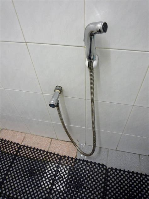 Cubicle Accessories by Singapore Are The Hoses In Toilets In Asia Something I