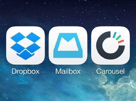 dropbox mailbox dropbox decide desaparecer carousel y mailbox
