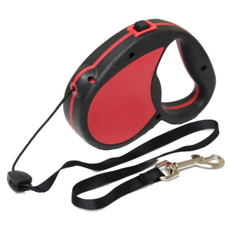 lead leash me my pet 5m extendable retractable walking lead leash lockable ebay