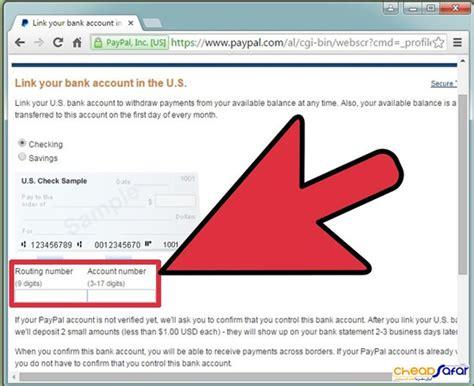 set up paypal with bank account تنظیم حساب پی پال ارزان سفر خدمات پرداخت آنلاین ارزی