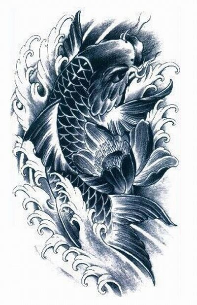 tato ikan koi lengan online buy grosir koi tattoo from china koi tattoo penjual