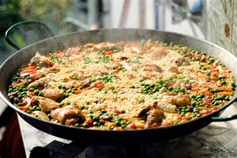 come cucinare la paella come cucinare la paella edo