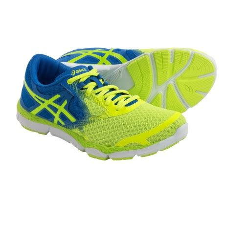 Ardiles Marendaz Green Blue Running Shoes asics 33 dfa running shoes for 9926k save 62