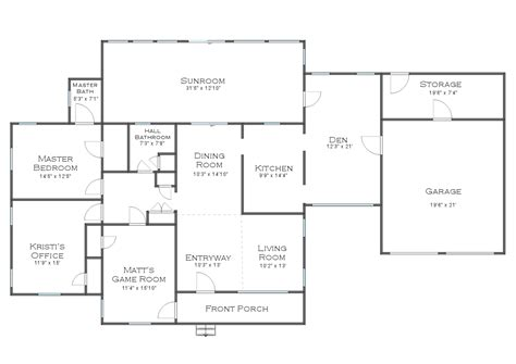 House Floor Plans by Current And Future House Floor Plans But I Could Use Your