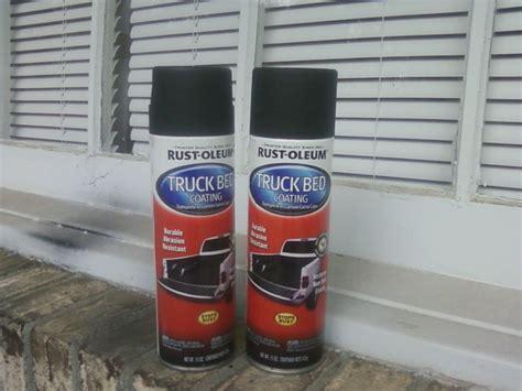 rustoleum bed liner spray roll on or spray on bedliner jeep cherokee forum