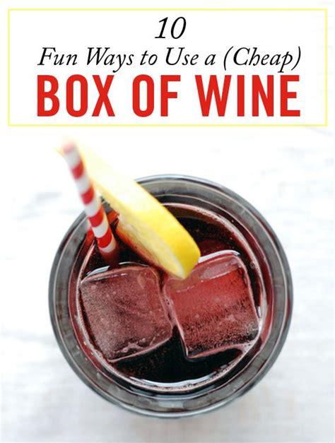 hacks    box  wine taste amazing tasty