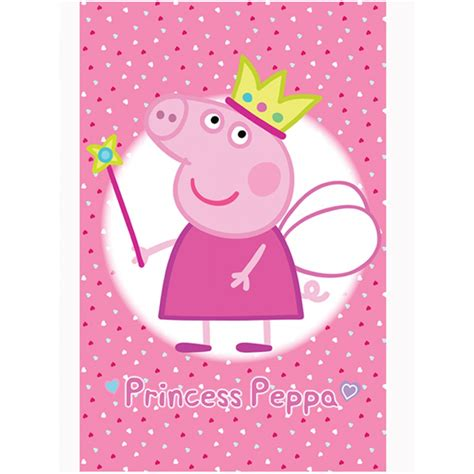 Nursery Wall Stickers Next price right home walltastic peppa pig princess wall
