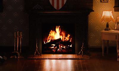 gif fireplace marvel holidays animated gif  gifer