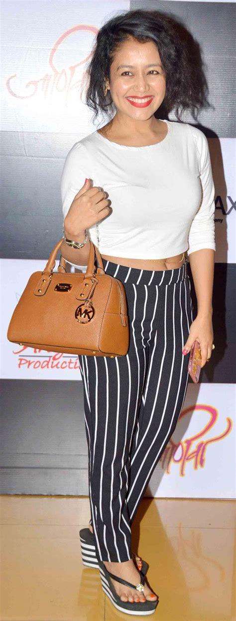 Wedding Song Neha Kakkar by 8 Times Neha Kakkar Proved That She Is A True Fashionista