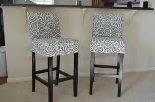 bar stool slipcovers how to post script