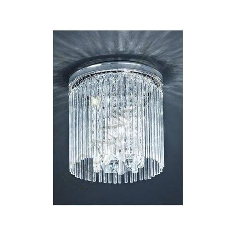 crystal bathroom ceiling light bathroom ceiling light cf5726 franklite crystal