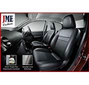 Semi/Super Leather Seat Cover – Perodua Kancil Car