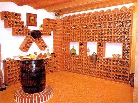 hornbach flaschenregal weinkeller weinlagersteine weinziegel flaschenregal