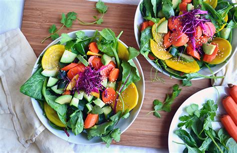 Detox Tortilla Salad by Cleansing Salad Recipe By Daily Burn