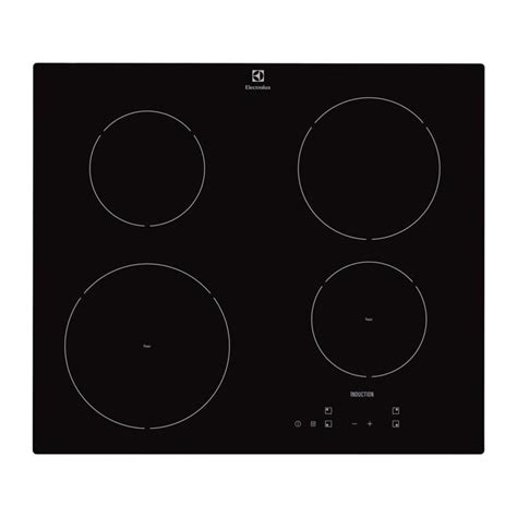 induction hob information electrolux induction hob ehh6240isk built in hobs photopoint