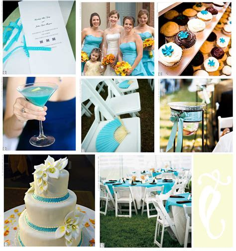 Tiffany Blue Wedding Inspiration   Thoughtfully Simple