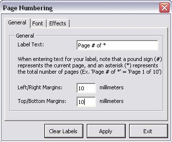 memberi nomor halaman pada file pdf memberi nomor halaman page numbering otomatis belajar