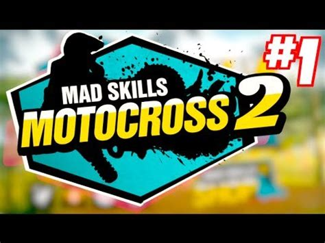 mad skills motocross 2 game mad skills motocross 2 gameplay part 1 iphone ipad