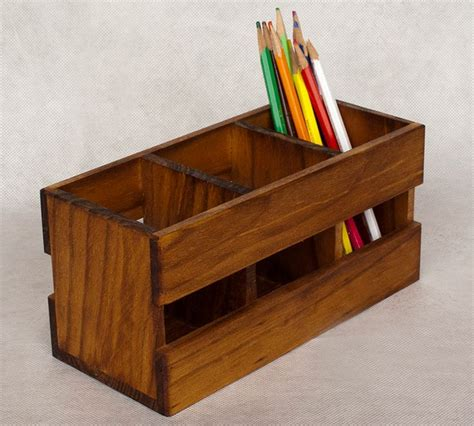 wooden pencil holder plans 29 lastest pencil holder woodworking plans egorlin com