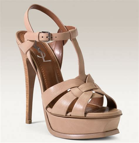 Shoe Of The Year Ysl Tribute Pumps by Ysl Tribute Sandal