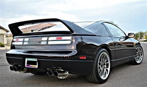 1991 nissan 300zx twin turbo 1991 nissan 300zx twin turbo slicktop rhd rare for sale