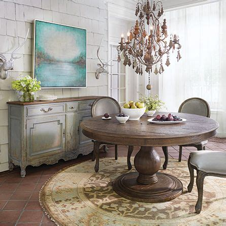 emiline  buffet  dining room table