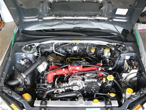 subaru wrx twin turbo subaru ej20 ej25 twin scroll efr t4 ewg turbo kit full race