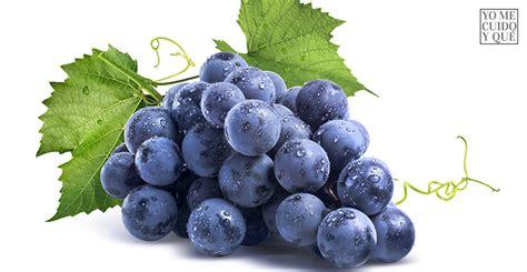 imagenes de uvas y frases el poder antiox de las uvas yo me cuido y qu 233