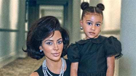 kim kardashian baby north west new close up pics 118 north west gives her first interview answers questions