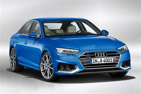 Audi A3 2019 Uk by New 2019 Audi A4 On The Way With A6 And A8 Tech Pictures