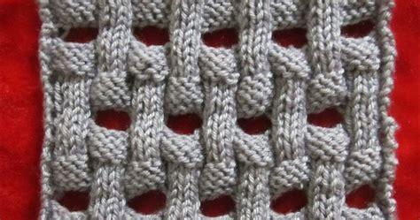 knit 1 purl 2 pattern knit purl combinations pattern 2 openwork basket weave