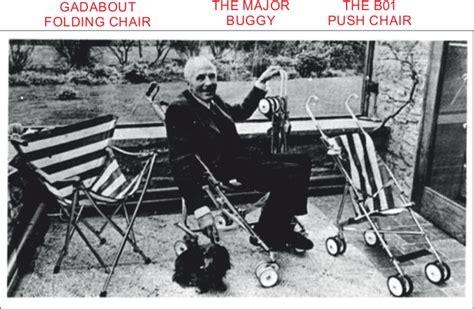 owen maclaren and the maclaren b 01 buggy