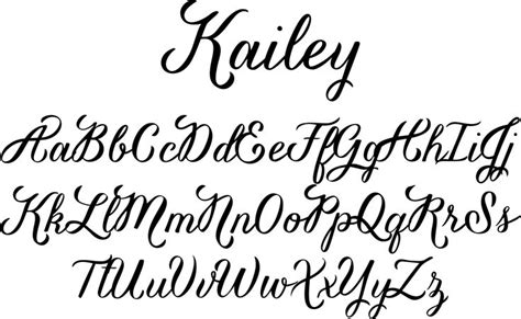 9 best images of style alphabet hand lettering creative