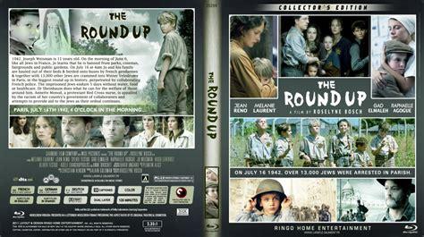 film round up the round up movie blu ray custom covers the round up