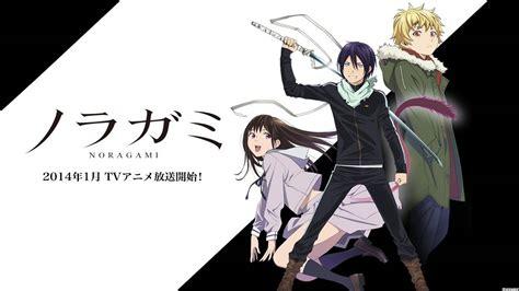 imagenes anime noragami noragami season 2 announced bentobyte